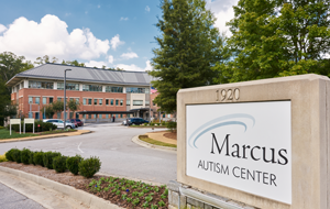 marcus-autism-center-sign