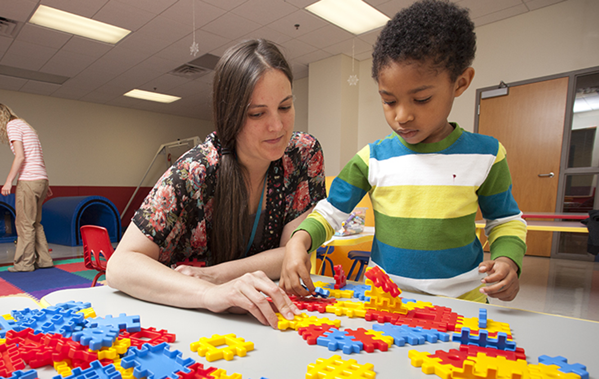 autism treatment and therapy Autism is a lifelong condition associated with a varied course from early childhood through adulthood occupational therapy practitioners are.
